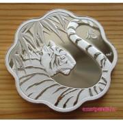 Kanada - Lunar Lotus ezüst sorozat