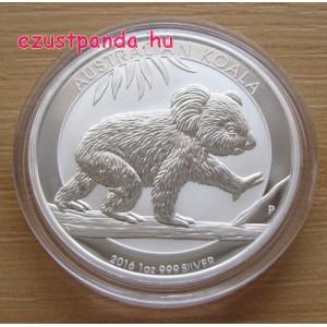 Koala 2016 1 uncia ezüst pénzérme