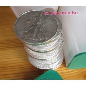 20x US Eagle 2016 1 uncia ezüst pénzérme
